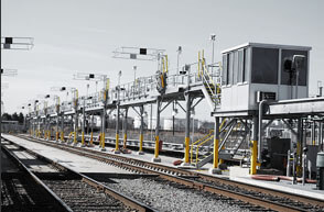 Loading Platforms, Racks and Safety Gates for Rail Applications