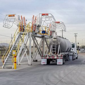truck loading equipment canada