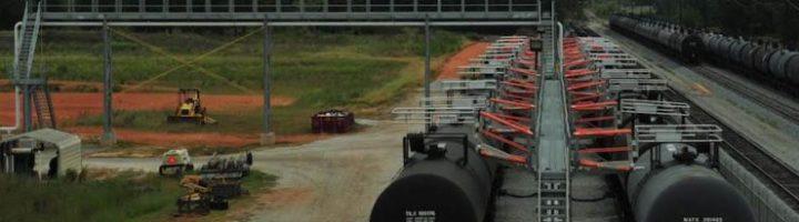 railcar gangways canada