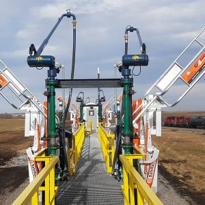 how to prevent railcar loading accidents
